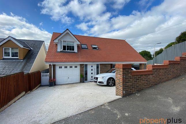 Thumbnail Detached house for sale in Graigwen Road, Pontypridd -, Pontypridd