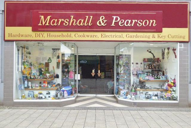 Thumbnail Retail premises to let in Marshall & Pearson, 35, High St, Fort William