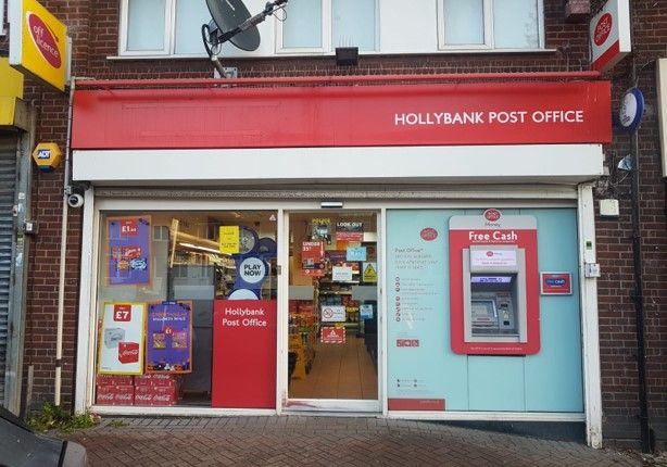 Thumbnail Retail premises for sale in 306 Haunch Lane, West Midlands