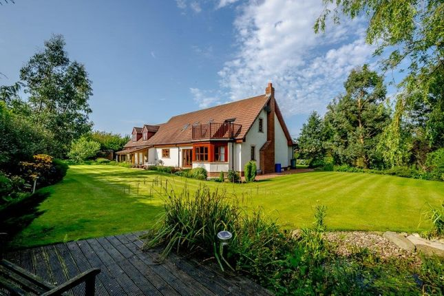 Thumbnail Detached house for sale in Endrigg, Reston, Scottish Borders