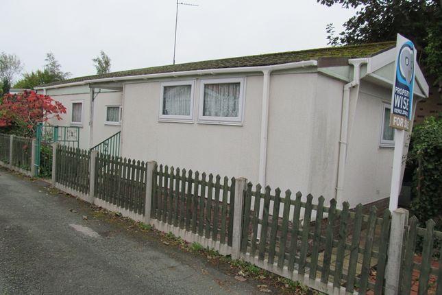 Thumbnail Mobile/park home for sale in Caravan, Station Road, Wolverhampton