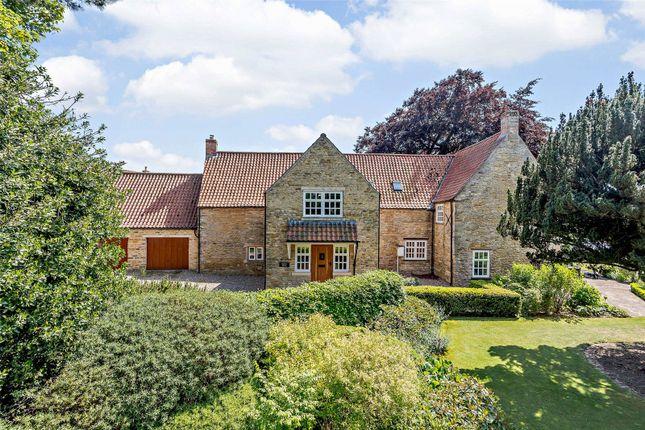 Thumbnail Detached house for sale in Lindum House, Church Lane, Harmston