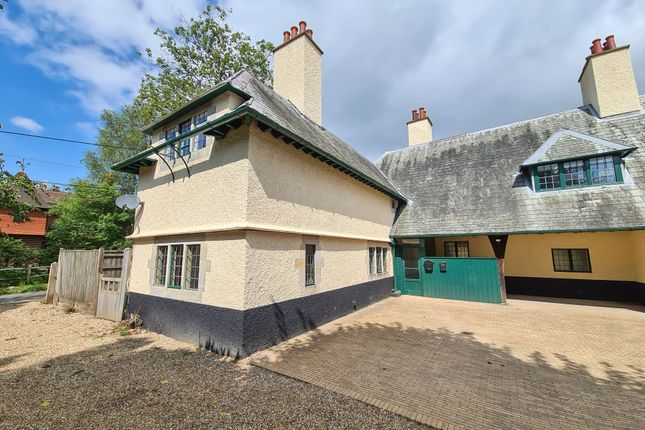 Thumbnail End terrace house to rent in Cansiron Lane, Cowden, Edenbridge