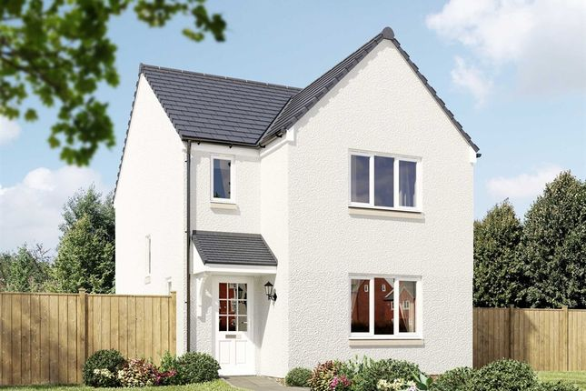 "Thumbnail Semi-detached house for sale in ""The Elgin"" at Arthurs Way, Haddington"