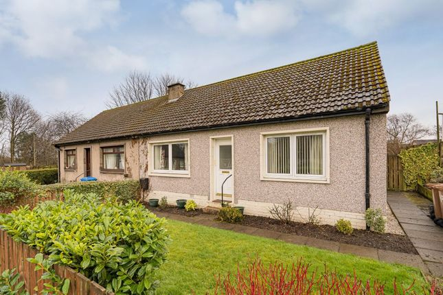 Thumbnail Semi-detached bungalow for sale in 19 Drumshoreland Crescent, Pumpherston