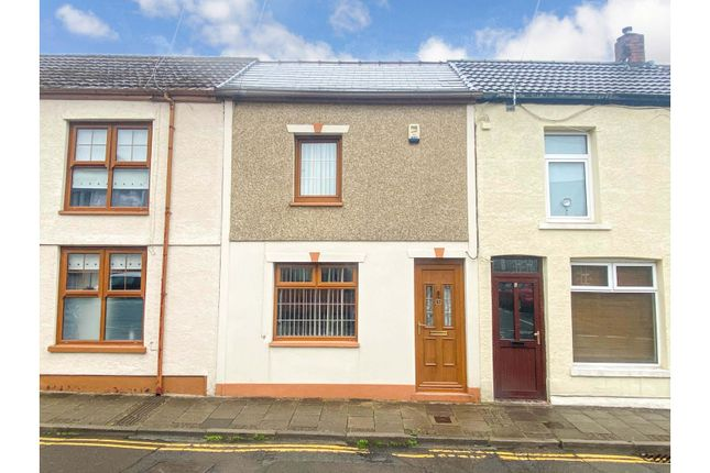 Thumbnail Terraced house for sale in Chapel Street, Treorchy