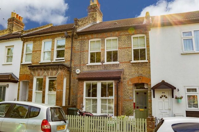 3 bed terraced house for sale in Nightingale Lane, Wanstead, London