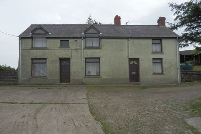 Property For Sale With Land Ceredigion