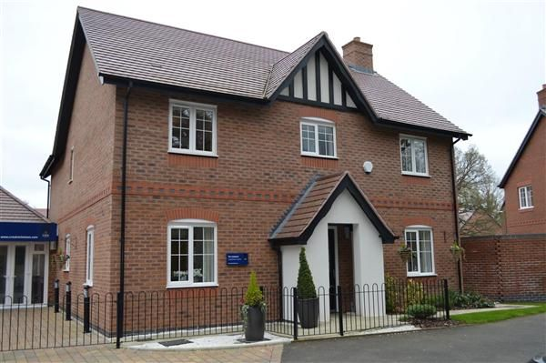 Thumbnail Detached house to rent in St Phillips Grove, Bentley Heath, Solihull