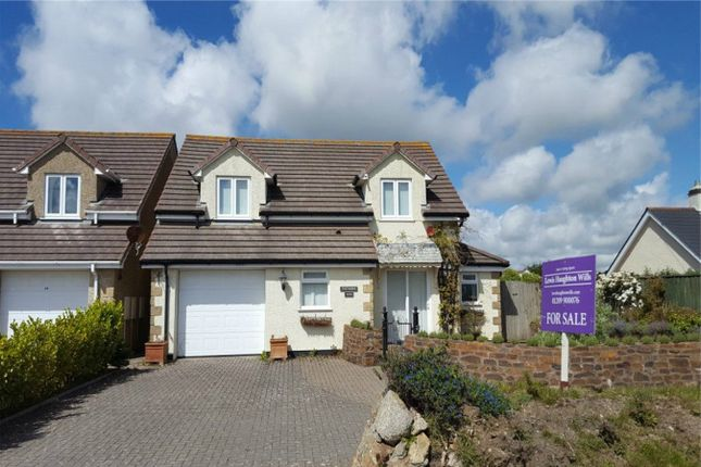 Thumbnail Detached house for sale in Treskerby, Redruth, Cornwall