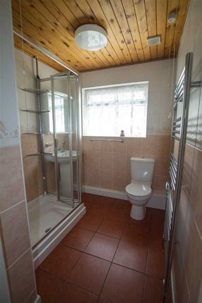 Shower Room of Greenhill Crescent, Merlin's Bridge, Haverfordwest SA61