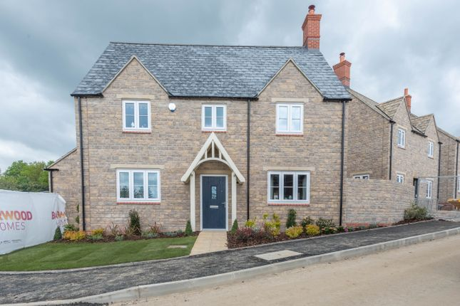 Thumbnail Detached house for sale in The Loseley, Off Rousham Road, Tackley, Oxfordshire