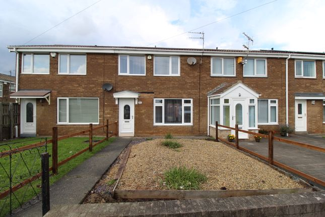 Thumbnail Terraced house to rent in Holystone Avenue, Blyth