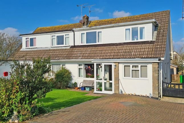Thumbnail Semi-detached house for sale in St. Brides View, Roch, Haverfordwest
