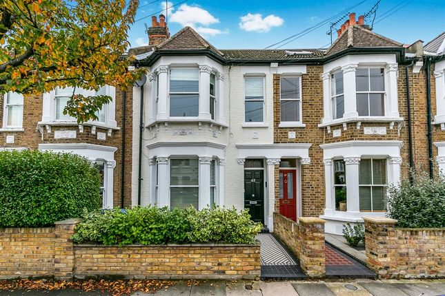 Thumbnail Flat for sale in Bridgman Road, London