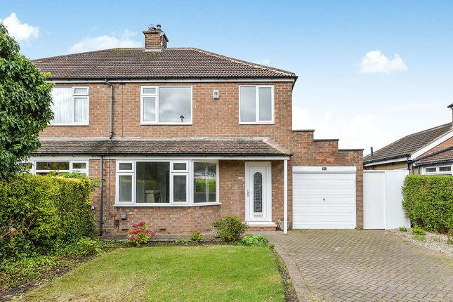 3 bed semi-detached house to rent in Highfield Drive, Eaglescliffe, Stockton-On-Tees