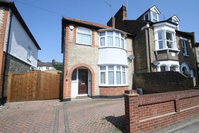 Thumbnail End terrace house to rent in Mulberry Way, London