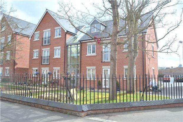 Thumbnail Flat for sale in Bloomfield Terrace, Gloucester