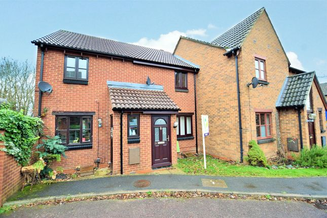 Thumbnail Terraced house to rent in Westcotts Green, Warfield, Bracknell, Berkshire