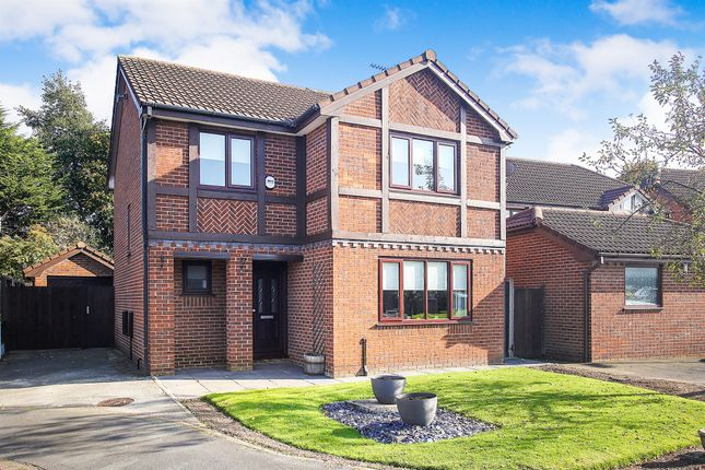 Thumbnail Detached house for sale in Goodwood Close, Huyton, Liverpool