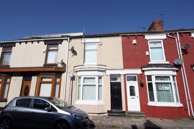 Thumbnail Terraced house to rent in Acton Street, Middlesbrough