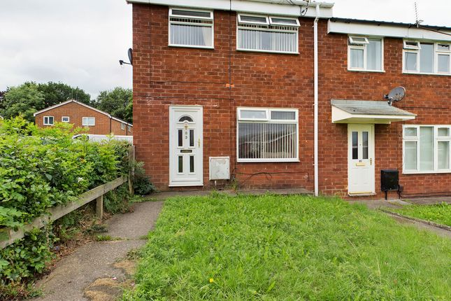 Thumbnail End terrace house for sale in Holmefields Road, Middlesbrough