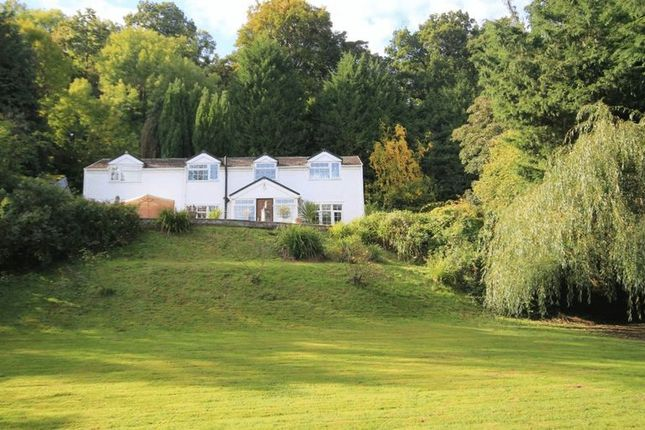 Thumbnail Country house for sale in Erbistock, Wrexham