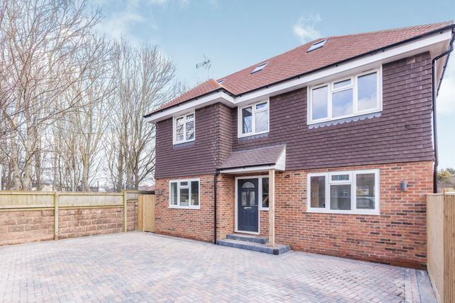Thumbnail Detached house for sale in Baldwin Avenue, Eastbourne
