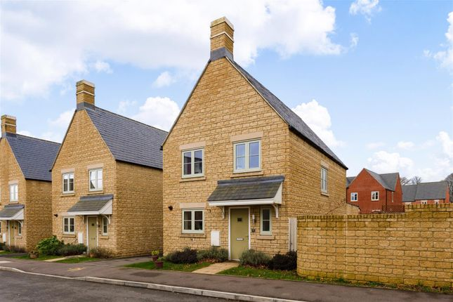 Thumbnail Detached house for sale in Cranwell Road, Upper Rissington, Gloucestershire