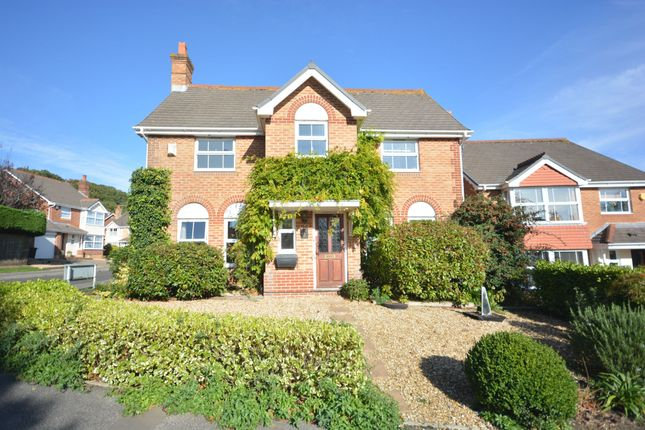 Thumbnail Detached house for sale in Twin Oaks Close, Broadstone