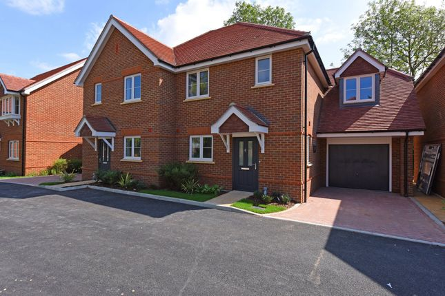 Thumbnail Semi-detached house for sale in The Coppins, Grange Road, Ash
