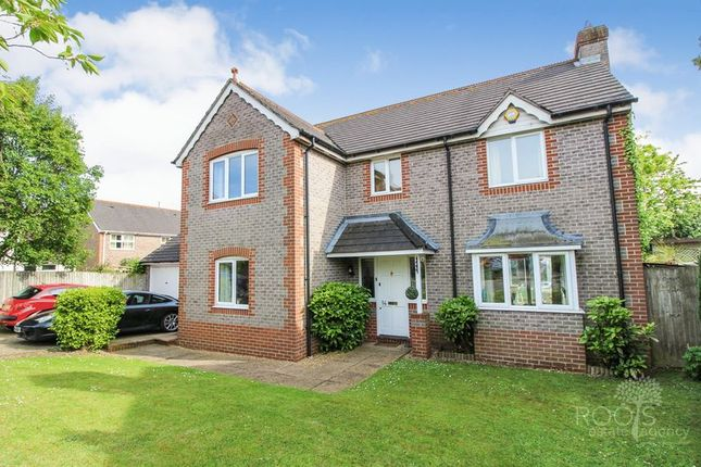 Thumbnail Detached house for sale in Celandine Grove, Thatcham