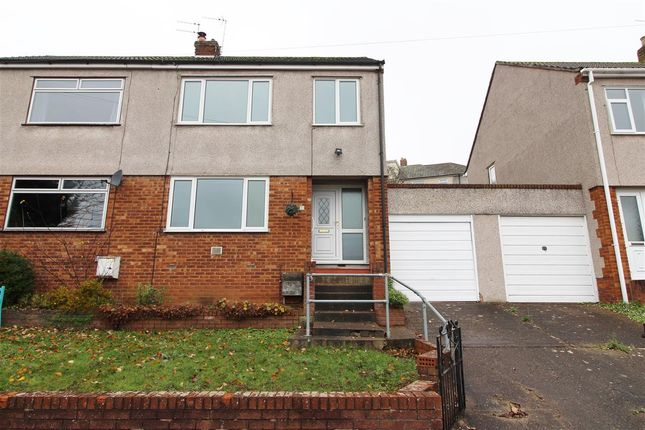 3 bed semi-detached house for sale in Brook Road, Mangotsfield, Bristol BS16