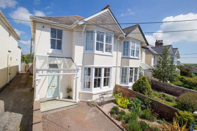 Thumbnail Semi-detached house for sale in Kingsley Road, Kingsbridge