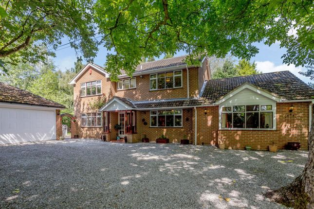 Thumbnail Detached house for sale in Hall Grounds, Rolleston-On-Dove, Burton-On-Trent, Staffordshire
