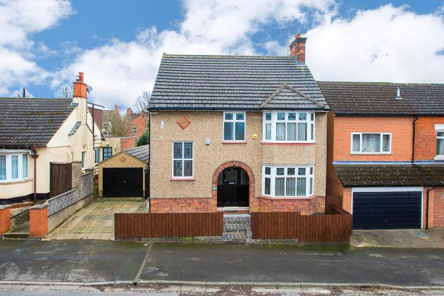 Thumbnail Detached house for sale in Neale Avenue, Kettering