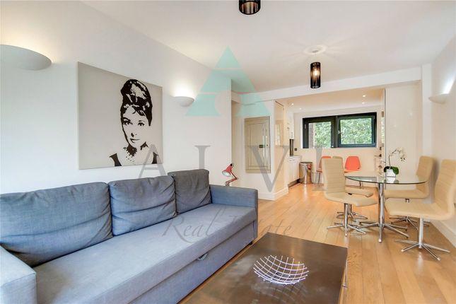 Thumbnail Flat to rent in Drummond Street, London