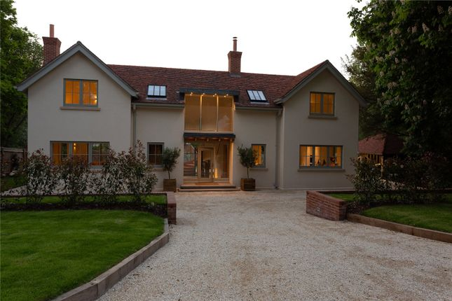 Thumbnail Detached house for sale in The Walled Garden, Holmwood, Dorking