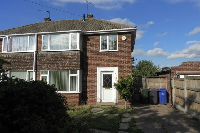 Thumbnail Semi-detached house for sale in Dargle Avenue, Doncaster