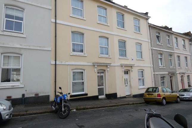 Thumbnail Flat for sale in Herbert Place, Plymouth