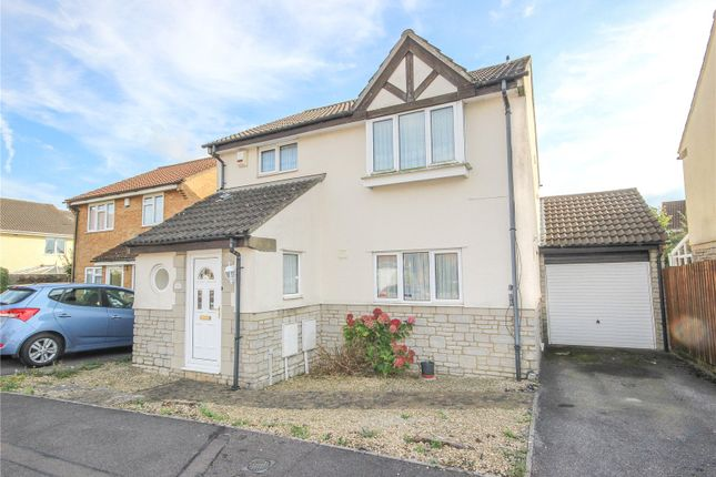Thumbnail Detached house to rent in Cooks Close, Bradley Stoke, Bristol