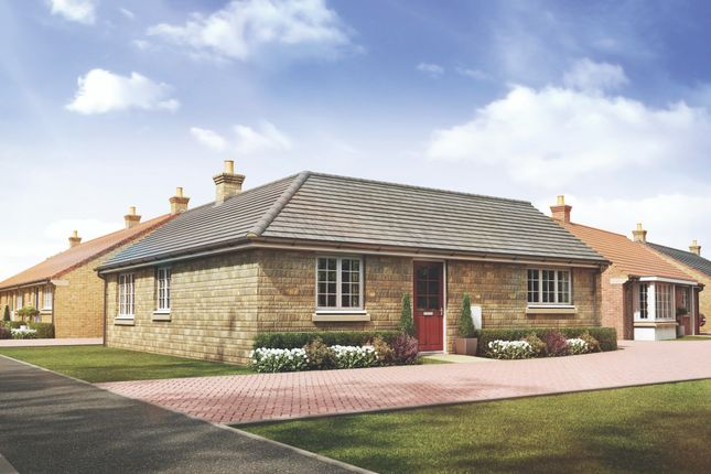 Thumbnail Bungalow for sale in Mayfield Gardensn, Baston