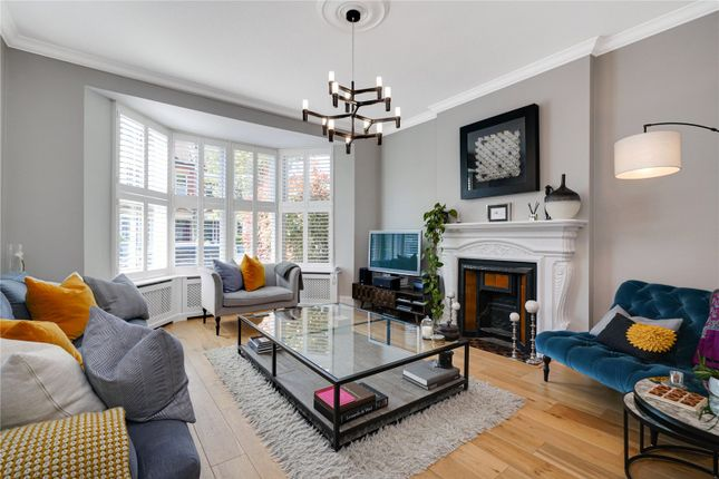 Thumbnail End terrace house for sale in Kenilworth Road, London