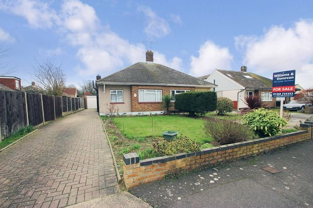 2 bed semi-detached bungalow for sale in Dubarry Close, Benfleet