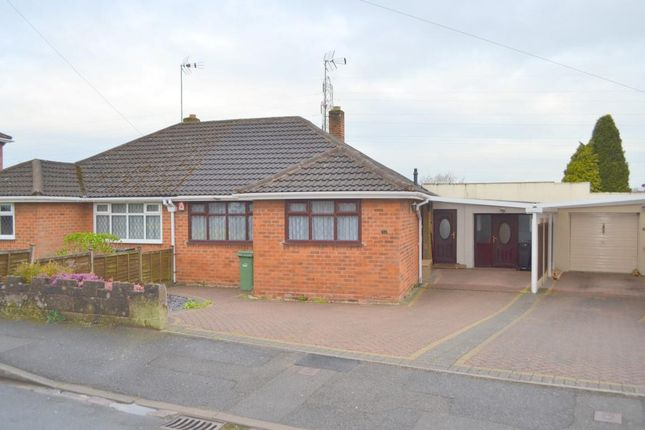 Thumbnail Bungalow for sale in Eaton Crescent, Dudley