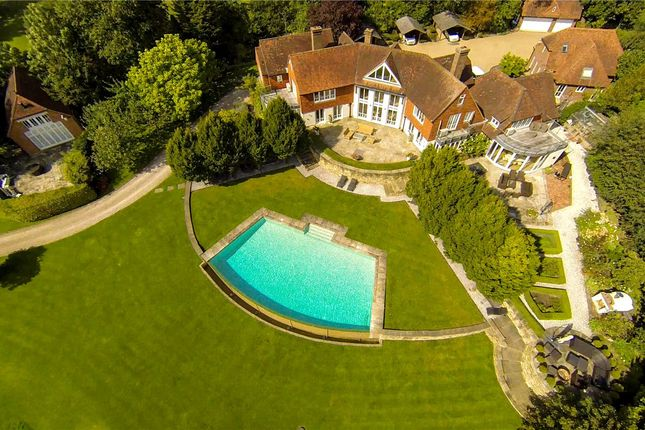 Thumbnail Equestrian property for sale in Englefield Park, Coopers Hill Lane, Englefield Green, Egham