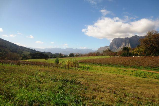 Leisure/hospitality for sale in Stellenbosch/Franschhoek, Cape Winelands, Western Cape, South Africa