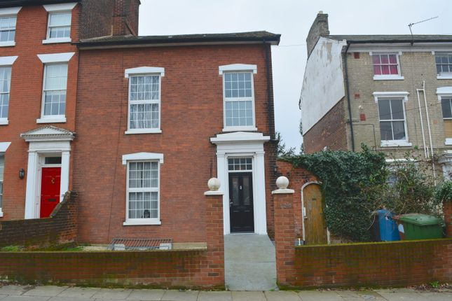Thumbnail Terraced house for sale in Woodbridge Road, Ipswich