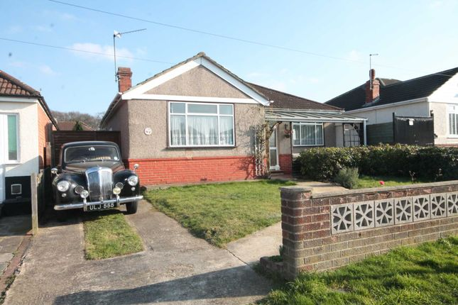 Thumbnail Bungalow for sale in Cavendish Avenue, Northumberland Heath, Erith