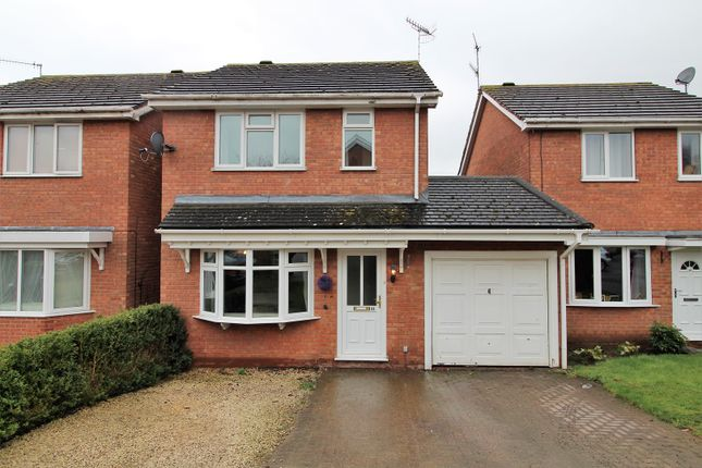 Thumbnail Detached house for sale in Marleigh Road, Alcester